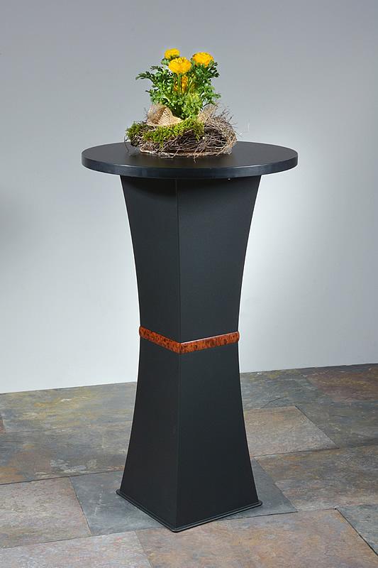 deko vase schwarz beautiful deko vase amlie with deko vase schwarz stunning lawo lack design. Black Bedroom Furniture Sets. Home Design Ideas